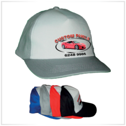 Cotton Twill Cap Image-01-01